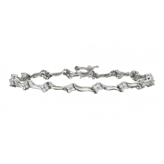 Andrew Meyer Diamond Bracelet