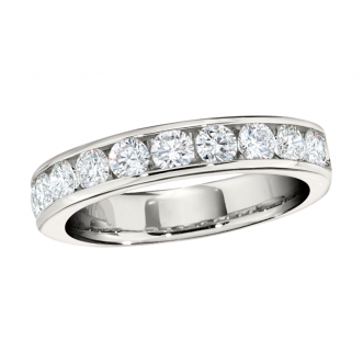 Andrew Meyer Diamond Wedding Band