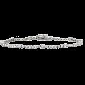 Andrew Meyer Diamond Tennis Bracelet