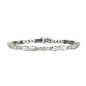 Andrew Meyer Diamond Bracelet