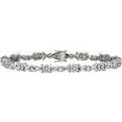 Andrew Meyer Diamond Link Bracelet
