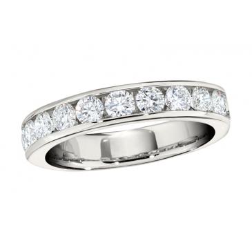 Andrew Meyer Diamond Wedding Band