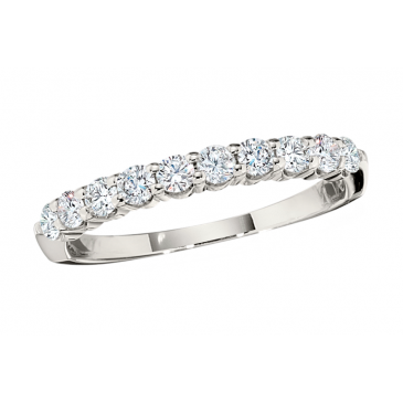0.15ct. Diamond Wedding Band